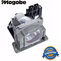 AuraBeam VLT-HC910LP Compatible Projector Lamp with Housing for Mitsubishi HC1600 Projector Lamp