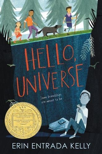 Hello Universe- 2018 Newberry Winner