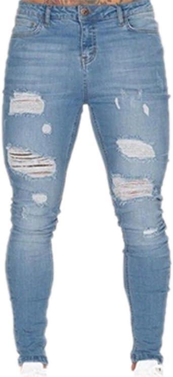 Acabado Antiguo Vaqueros Slim Azul Desapareciendo Lavado De Algodon Vintage Para Hombre Denim Jeans Buy Pantalones Vaqueros Vaqueros Para