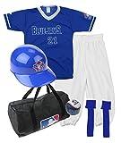 Franklin Toronto Blue Jays MLB Big Boys Youth Baseball Uniform Set Medium Ages 7-10 Kids