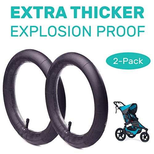 16'' x 1.75/2.15 Back Wheel Replacement Inner Tubes  for BoB