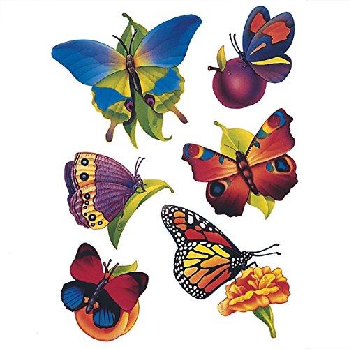 Butterfly Clings (Eureka Butterflies Clings)