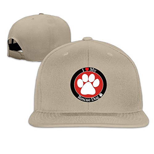 Canine Cooler Covers (HAILIN TATTOO Dog Rescue Love Fashion Washed Cap)