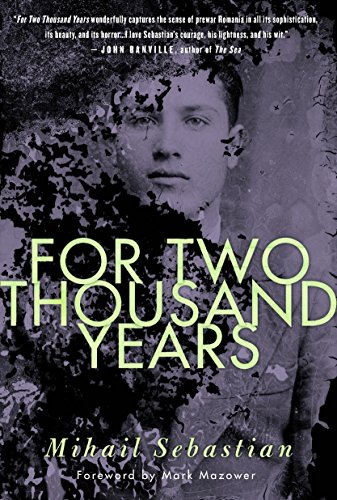 Image of For Two Thousand Years: The Classic Novel