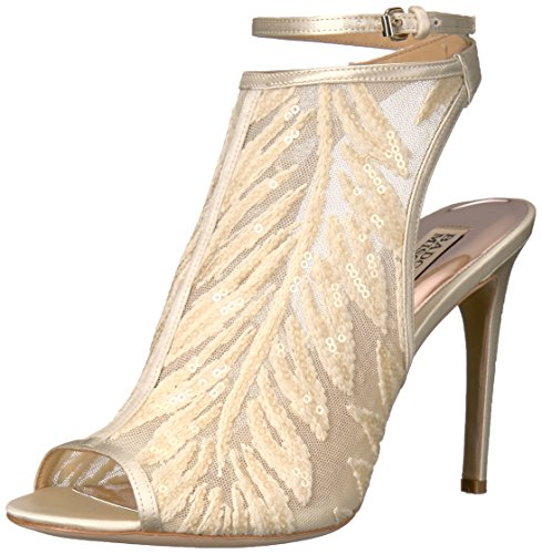 Sandal Women Mischka Ivory Blakely Badgley Dress wYx8565qI
