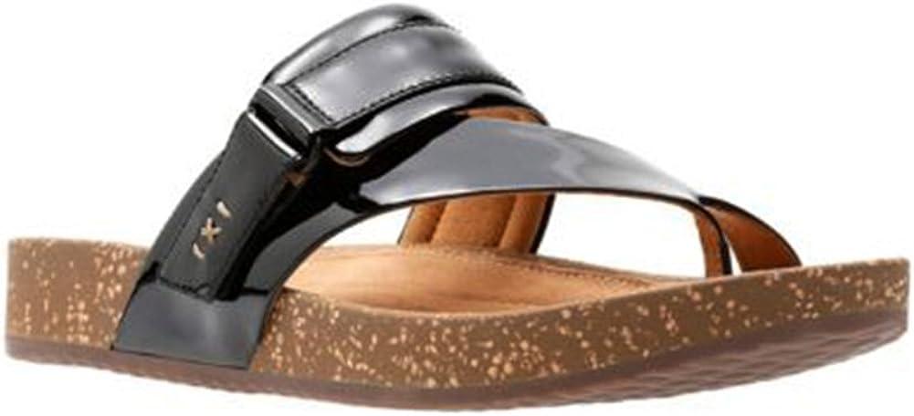 CLARKS Womens Rosilla Durham Sandal