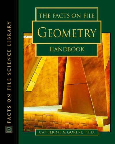 The Facts on File Geometry Handbook (The Facts on File Science Handbooks)