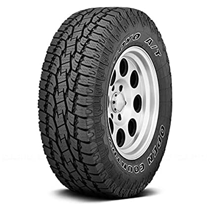 P275 65r18 Tires >> Amazon Com Toyo Open Country A T Ii Radial Tire 275 65r18 123s