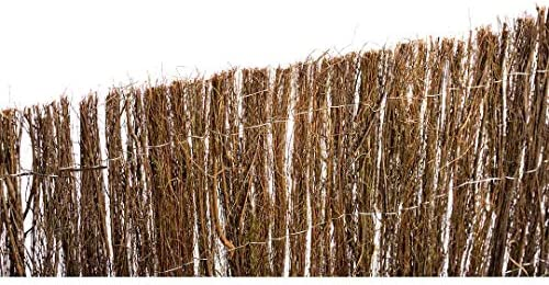 Catral 11030002 Brezo Medium Plus, Marrón, 500 x 3 x 150 cm: Amazon.es: Jardín