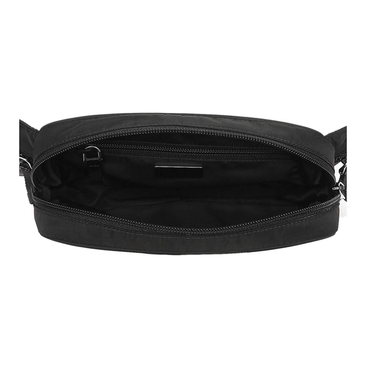 f4f3371974a8 Prada Unisex Black Tessuto Montagn Fanny Pack 2VL001  Amazon.ca  Luggage    Bags