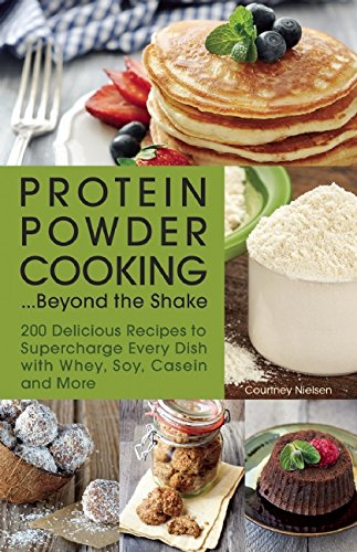 Protein-Powder-CookingBeyond-the-Shake-200-Delicious-Recipes-to-Supercharge-Every-Dish-with-Whey-Soy-Casein-and-More