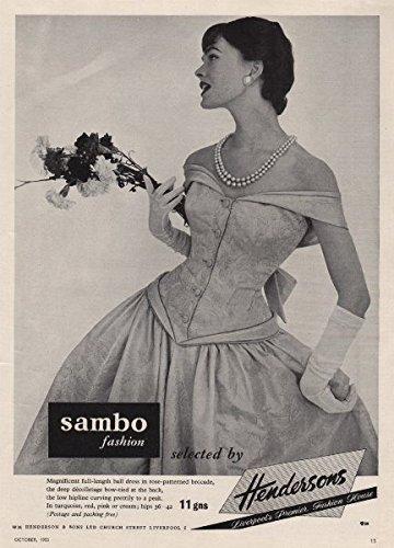 fashion 1955 dress - 3