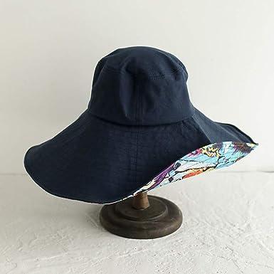 HM-DreamsSombrero De Pescador De Aleros Grandes Sombrero Japonés ...