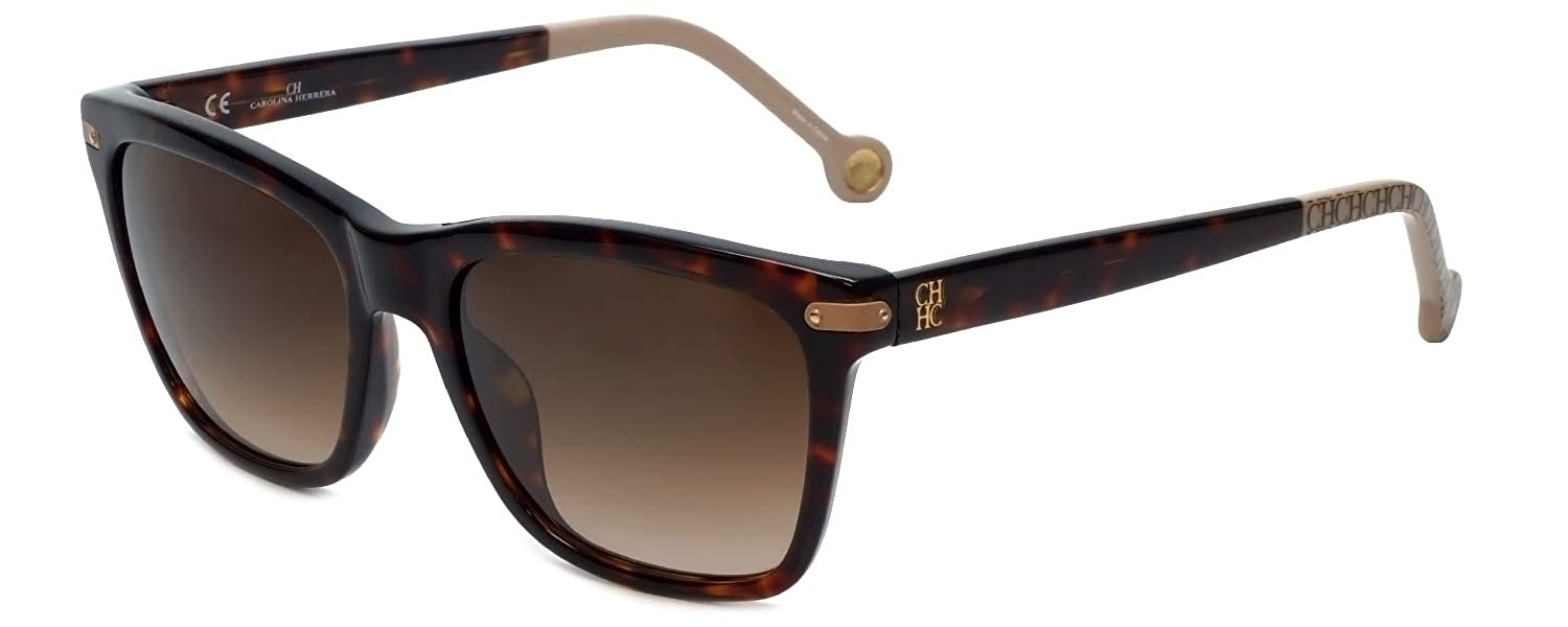Amazon.com: Carolina SHE603-743X Herrera - Gafas de sol ...