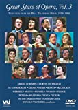 Great Stars of the Opera, Vol 3: Telecasts From the Bell Telephone Hour, 1959-1968