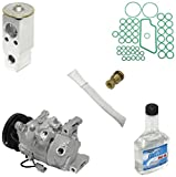 Universal Air Conditioner KT 1867 A/C Compressor and Component Kit