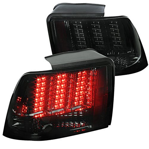 Shelby Cobra Led Tail Lights - 5