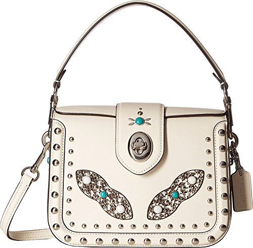 Women's Western Rivets Crossbody Bag