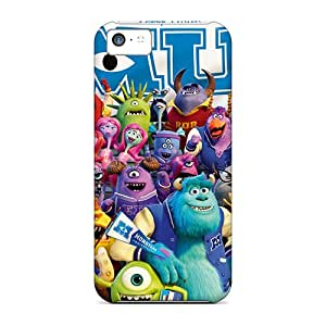 New Arrival Covers Cases With Nice Design For Iphone 5c- Monsters University 2013