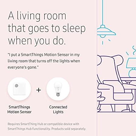 Samsung SmartThings Motion Sensor