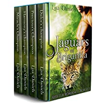 Jaguars of Brigantia: Shifter Romance Box Set
