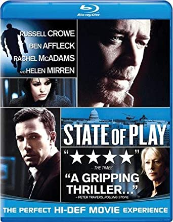 State of Play 2009 BluRay 720p 850MB Dual Audio ( Hindi – English ) ESubs MKV