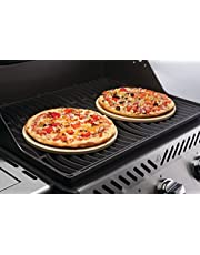 "Napoleon Grills 70000 Commercial 10"" Personal Sized Pizza/Baking Stone Set"