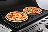 Napoleon Grills 70000 Commercial 10'' Personal Sized Pizza/Baking Stone Set