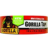 BOX BADHGGT230 White Gorilla Duct Tape, 2'' x 30 yd.