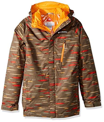 Columbia Boys Whirlibird Interchange Jacket, Major Lite...