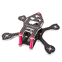 iFlight Racer iX2 Tiny 90mm Micro FPV Indoor Racing Drone Quadcopter Frame Kit Composite Material(non-assembled)