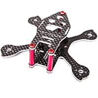 iFlight Racer iX2 Tiny 90mm Micro FPV Indoor Racing Drone Quadcopter Frame Kit Composite Material (non-assembled)