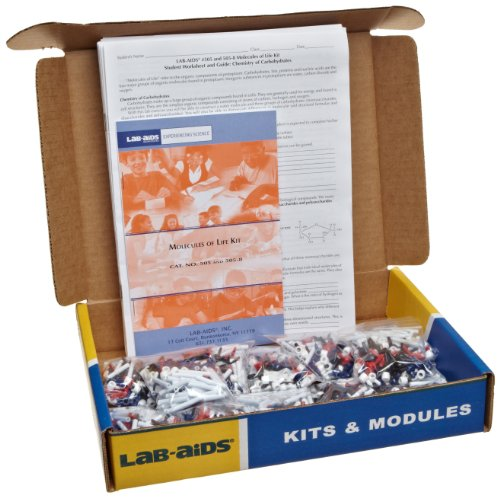 (Lab-Aids Molecules of Life Modeling Kit)