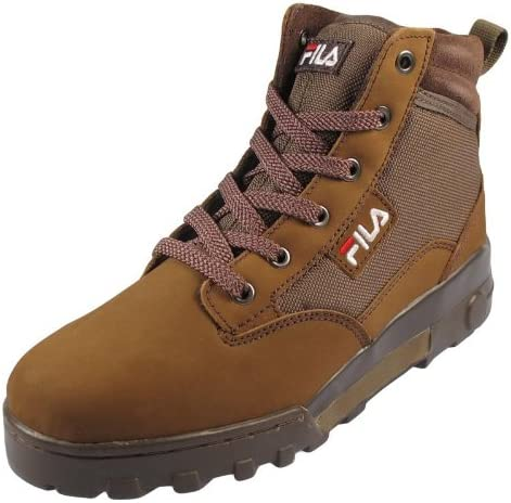 FILA Grunge Mid Mens Boots Leather