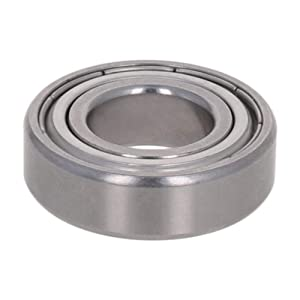 Othmro S6003ZZ Stainless Steel Ball Bearing 17x35x10mm Double Shielded 6003Z Bearings 1-Pack