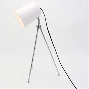 Moderno nórdico negro/blanco estilo ajustable lámparas de ...