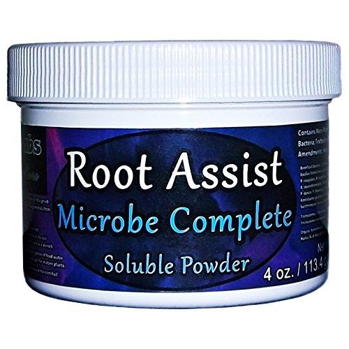 Skunk Labs Beneficial Bacteria Soluble Powder 4oz - Microbe Complete Mycorrhizae Trichoderma Kelp Humic Acid Vitamin B (Labs Kelp)