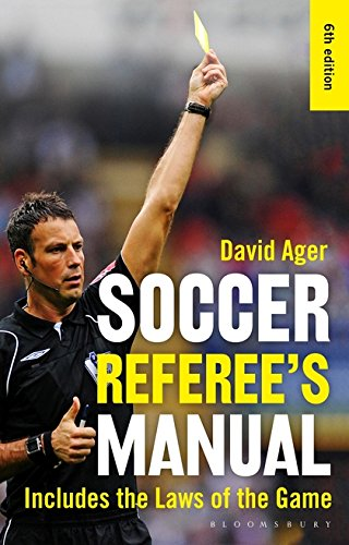 Download The Soccer Referee's Manual pdf epub