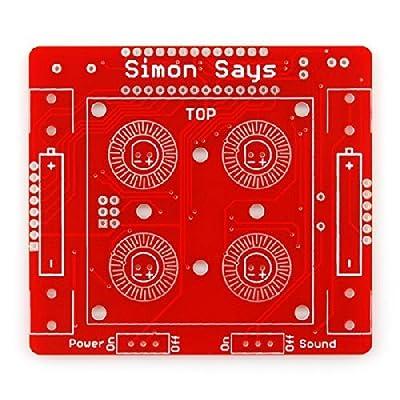 SparkFun Electronics,Simon Says Soldering Kit: Toys & Games