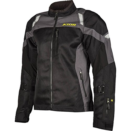 Klim Induction Men's Street Motorcycle Jackets - Dark Gray/X-Large