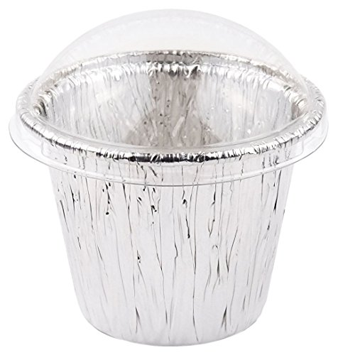 Open Rectangle Table Lamp (20 Sets. - Aluminum Foil Mini Cups 2 3/8
