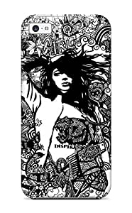 Iphone 5c Case Cover Graphic Art Case - Eco-friendly Packaging