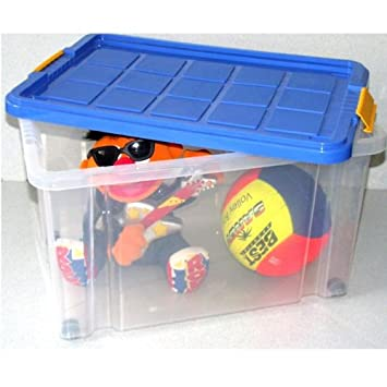 aufbewahrungsbox mit rollen