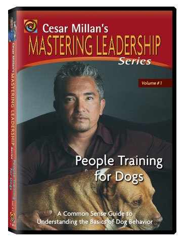 People Training for Dogs (Cesar Millan's Mastering for sale  Delivered anywhere in USA