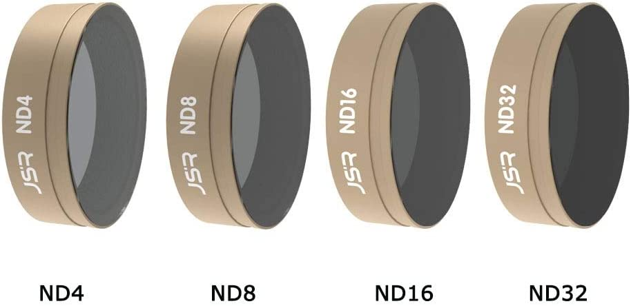 ND UV CPL Filter 4 8 16 CPL ND8-64-PL Sport Camera Filter CPL//HD UV//Star//ND 4 8 16 32 Neutral Density Filters Set for DJI OSMO Action Optical Glass Lens Accessories