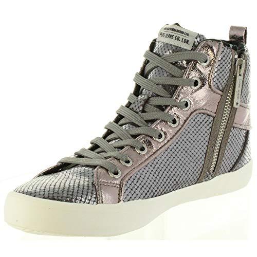Donna Jeans Per Stark Chrome Pepe Pls30770 Stivaletti 952 7Pqtw7xZf