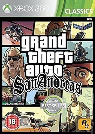 Gta San Andreas [Importación Inglesa]: Amazon.es: Videojuegos