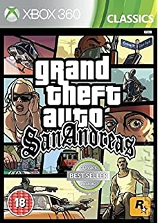 Gta San Andreas Xbox  By Rockstar