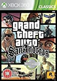 xbox grand theft auto san andreas - GTA San Andreas (Xbox 360) by Rockstar
