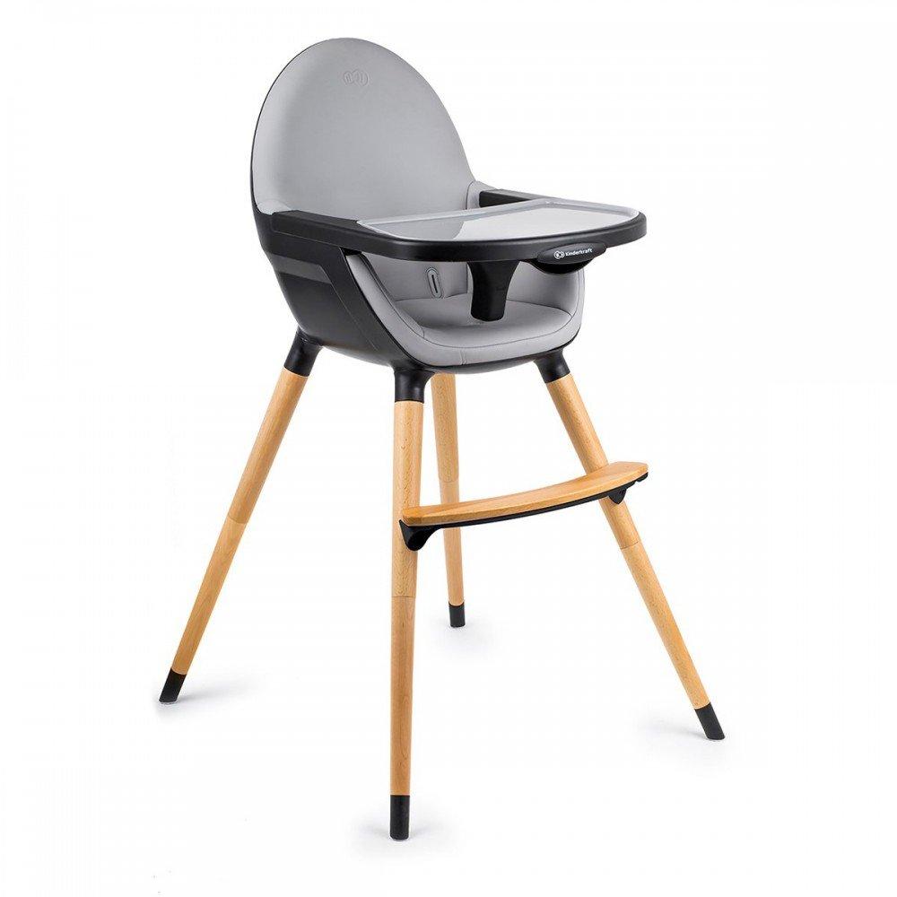 Children High Chair Multi Height Highchair Baby Combination Kinderkraft Fini 4Kraft